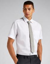 Men`s Classic Fit Premium Non Iron Corporate Shirt Short Sleeve