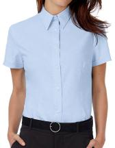Oxford Shirt Short Sleeve / Women