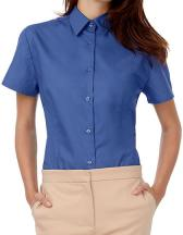 Poplin Shirt Heritage Short Sleeve / Women